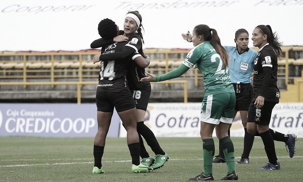 Remontada para soñar: Deportivo Cali se llevó el partido de ida