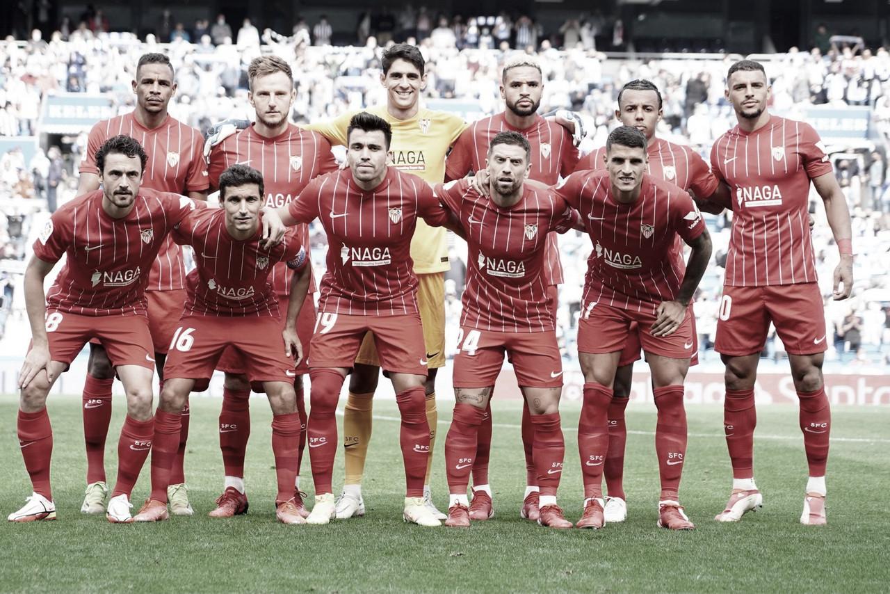 Real Sociedad - Sevilla FC; puntuaciones de la jornada 5 de LaLiga Santander
