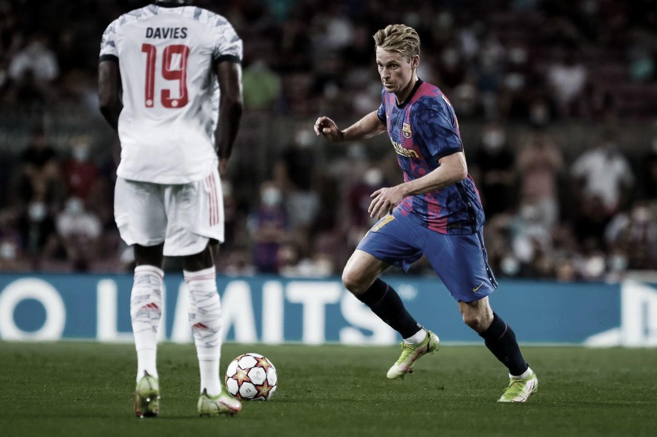 FC Barcelona vs Bayern de Múnich (0-3): El Bayern pasa por encima de un Barça irreconocible
