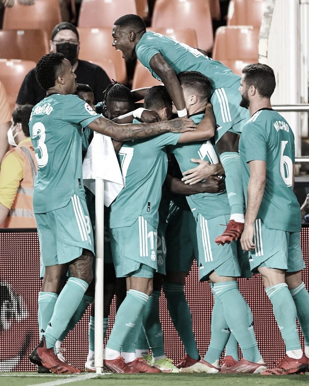 Resumen Real Madrid vs Mallorca en LaLiga (6-1)