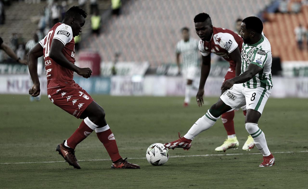 Independiente Santa Fe pierde la ilusión de la Copa BetPlay