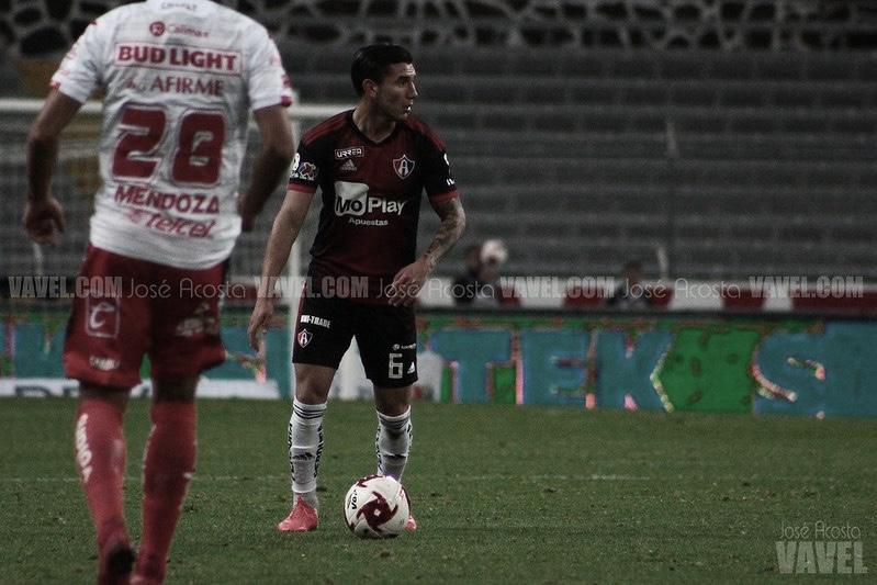 ¿Edgar Zaldívar podrá cubrir la baja de Lorenzo Reyes?