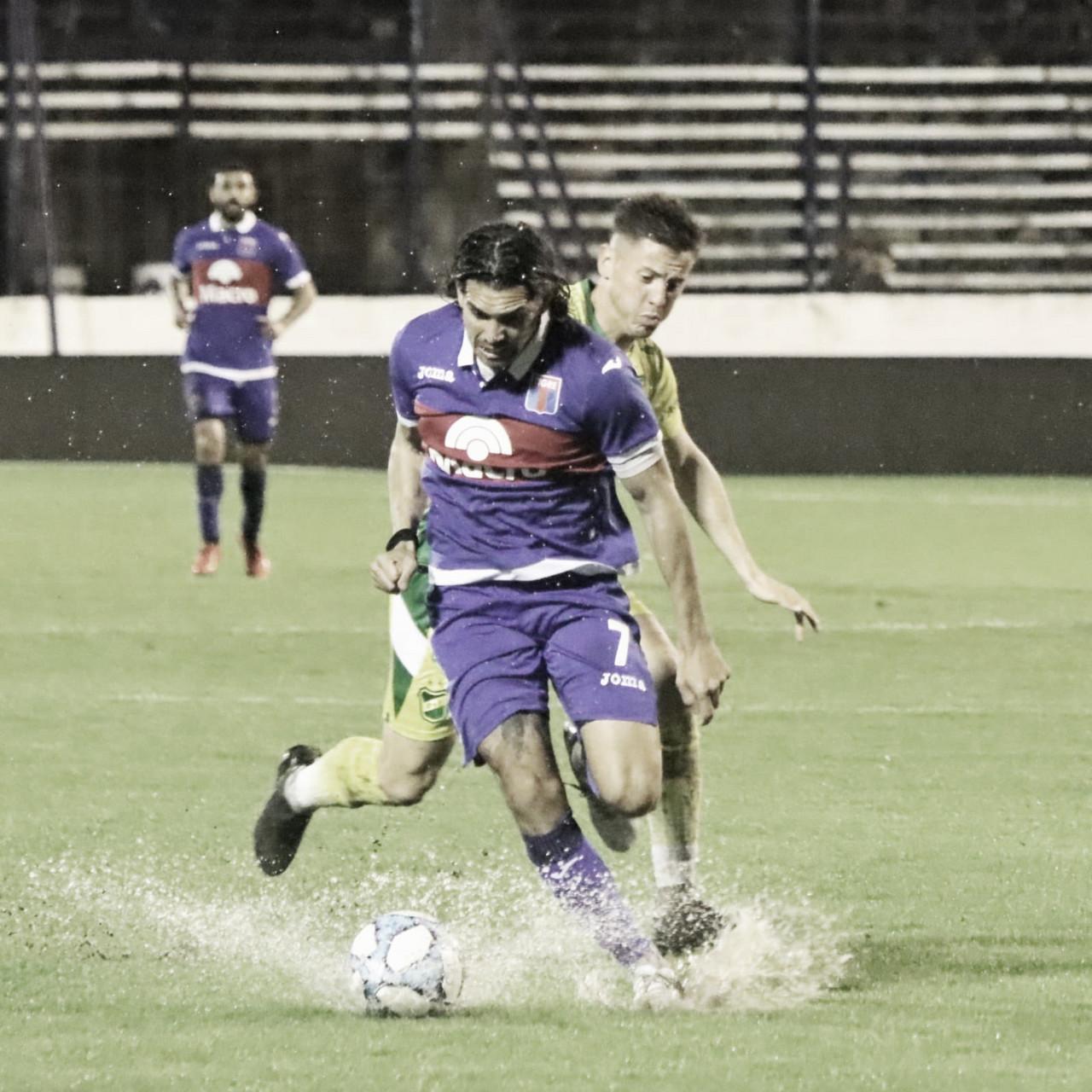 Tigre eliminó a Defensa y Justicia y se metió en cuartos de Copa Argentina