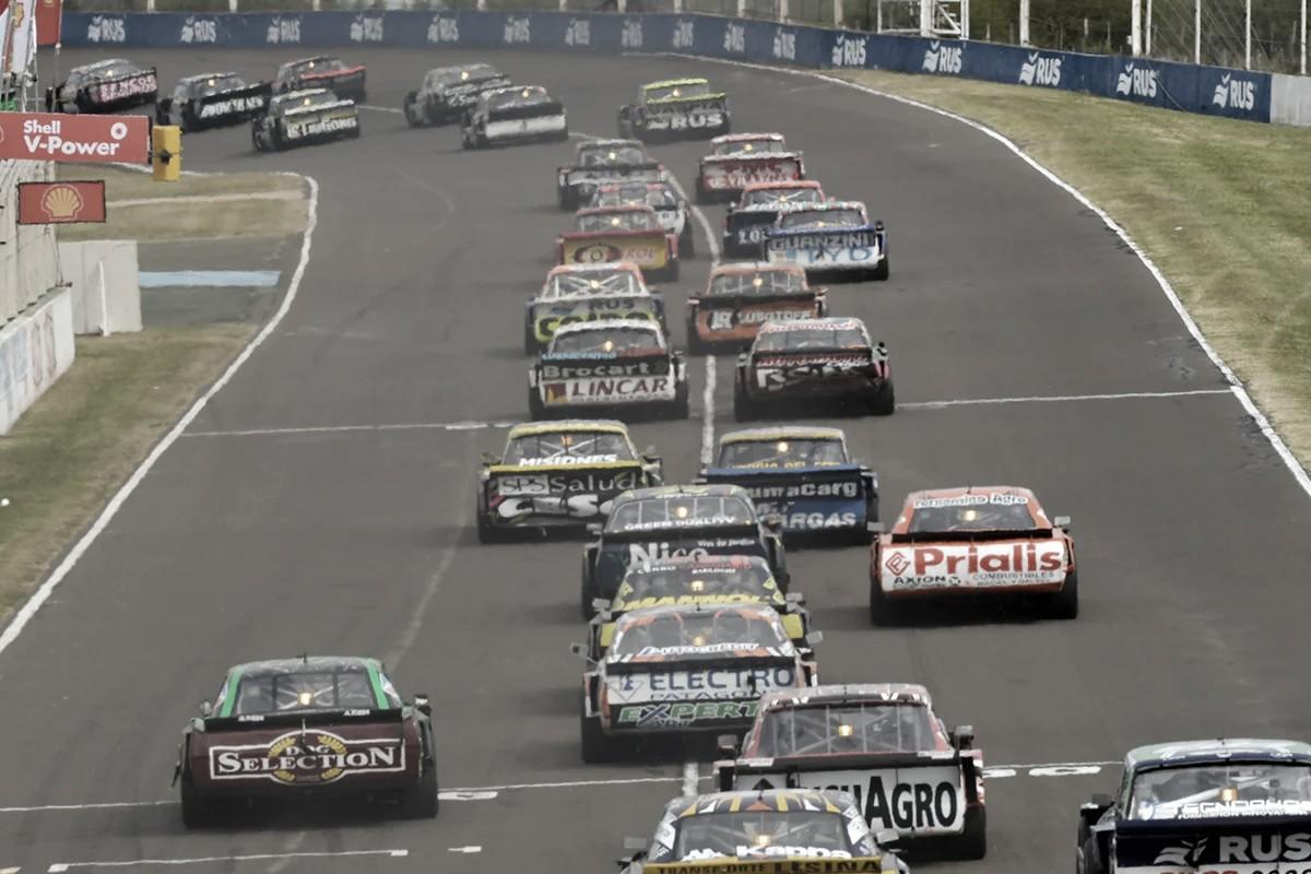 Emocionante jornada del TC en Paraná