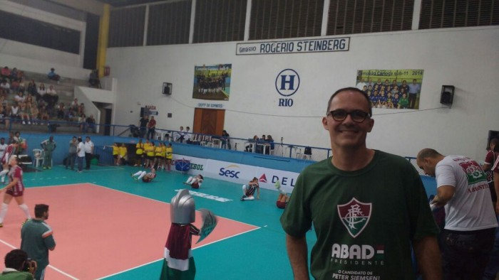 """Pedro Abad: """"É importante trazer o torcedor para esportes além do futebol"""""""