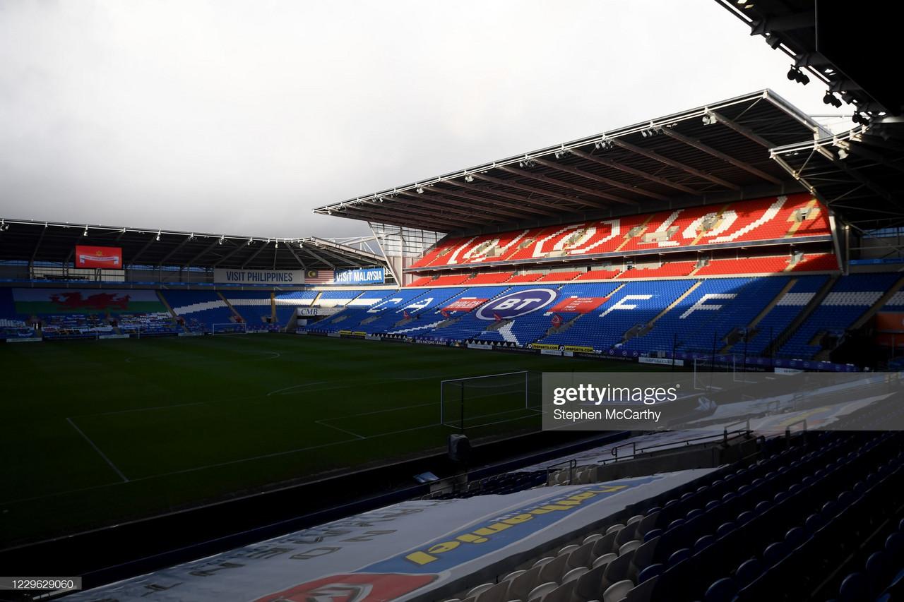 Newport County announce temporary move to Cardiff City Stadium