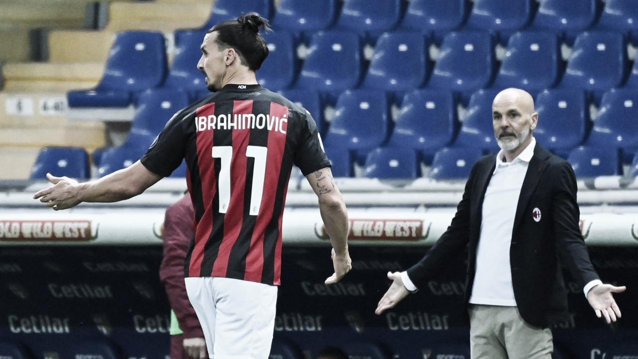 Milan: participação de Ibrahimovic em filme coloca em risco credibilidade da Serie A