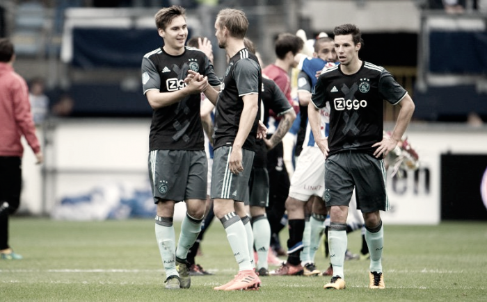 Previa Ajax-Sparta Rotterdam: reinventarse o morir