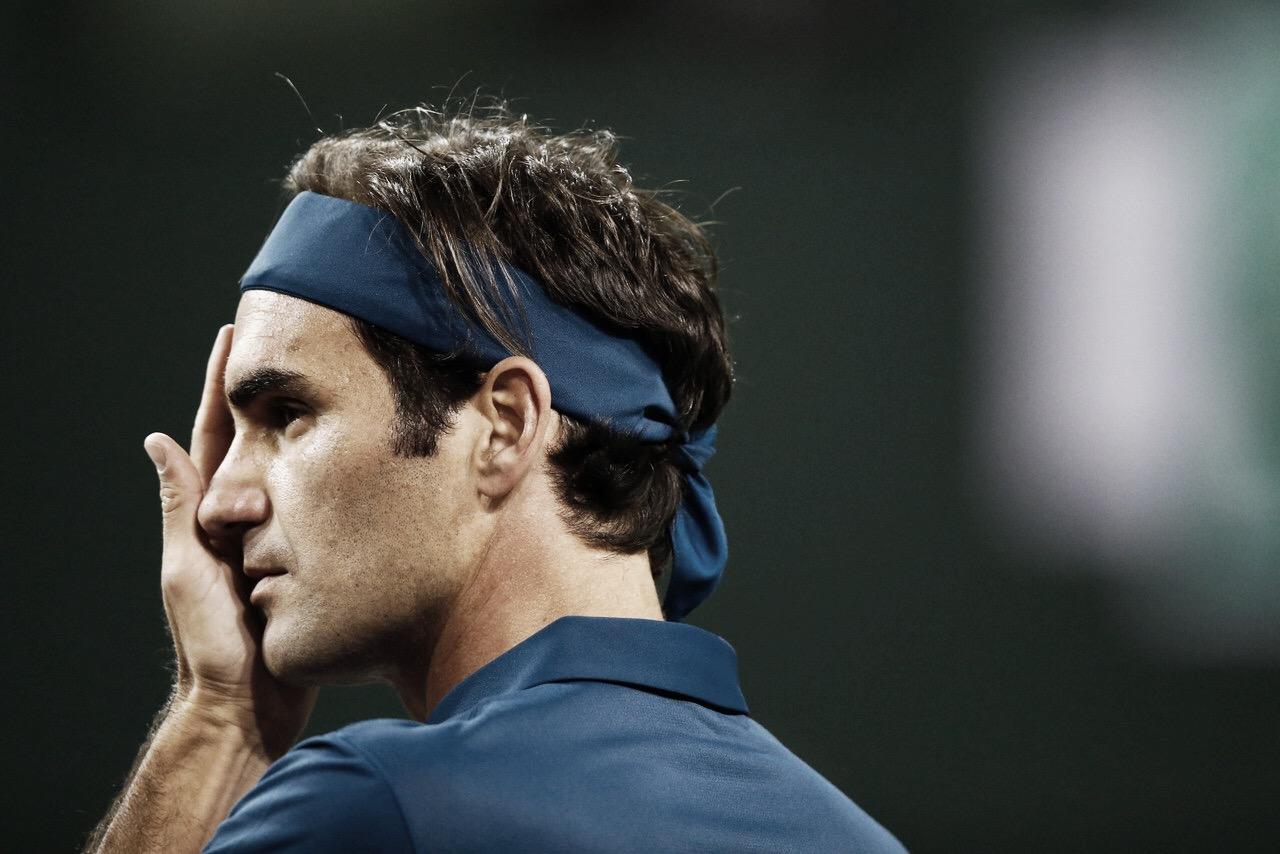 Federer derrota Wawrinka em menos de uma hora e vai às quartas em Indian Wells