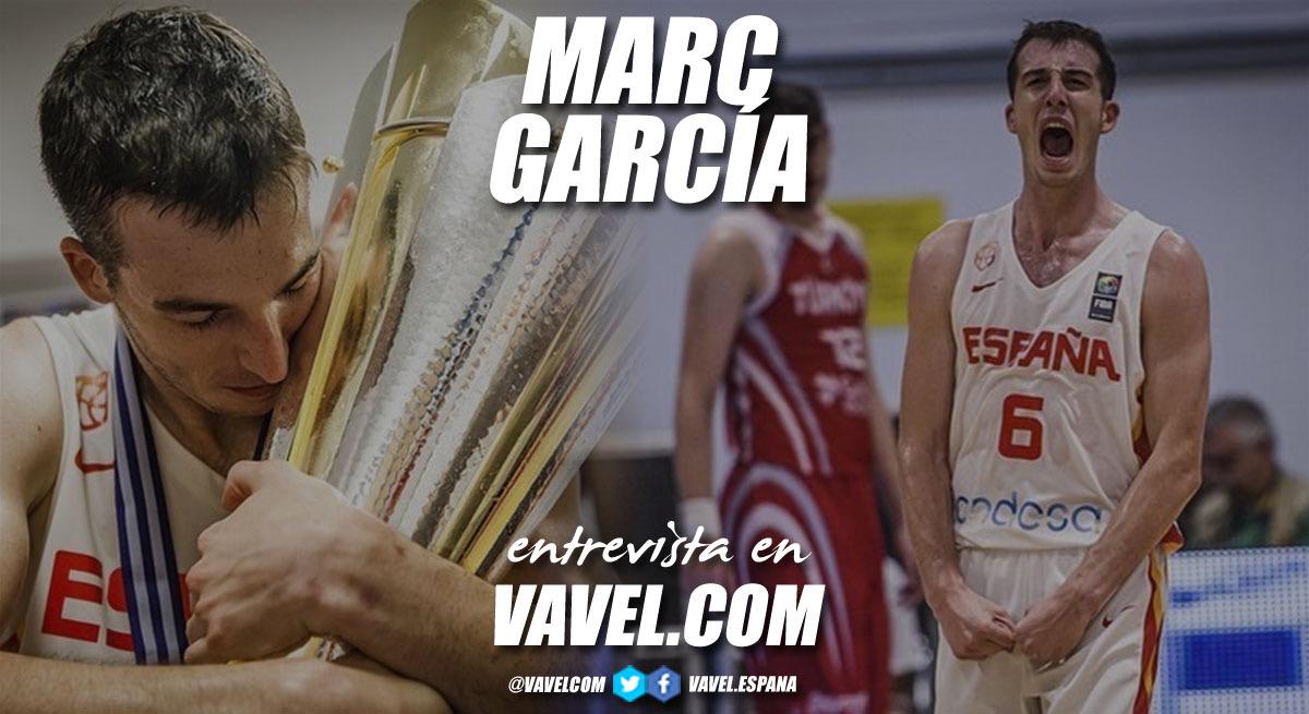 """Entrevista. Marc García: """"Cuando llegas arriba y dejas la formación, da la sensación de que vuelves a empezar de nuevo"""""""