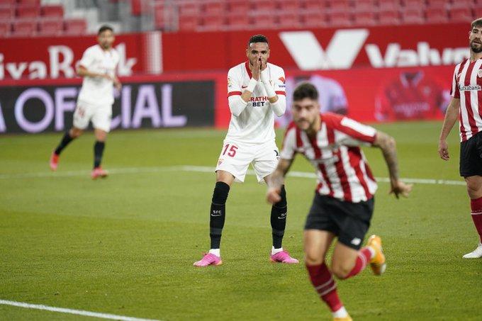 Sevilla FC - Athletic Club; puntuaciones del Sevilla en la jornada 34 de LaLiga Santander