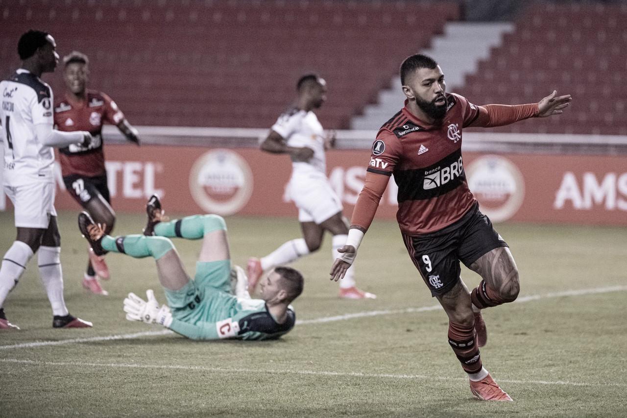 Diante da LDU, Flamengo pode garantir classificação antecipada na Libertadores