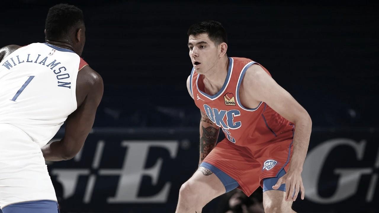Tortu Deck debutó en la NBA