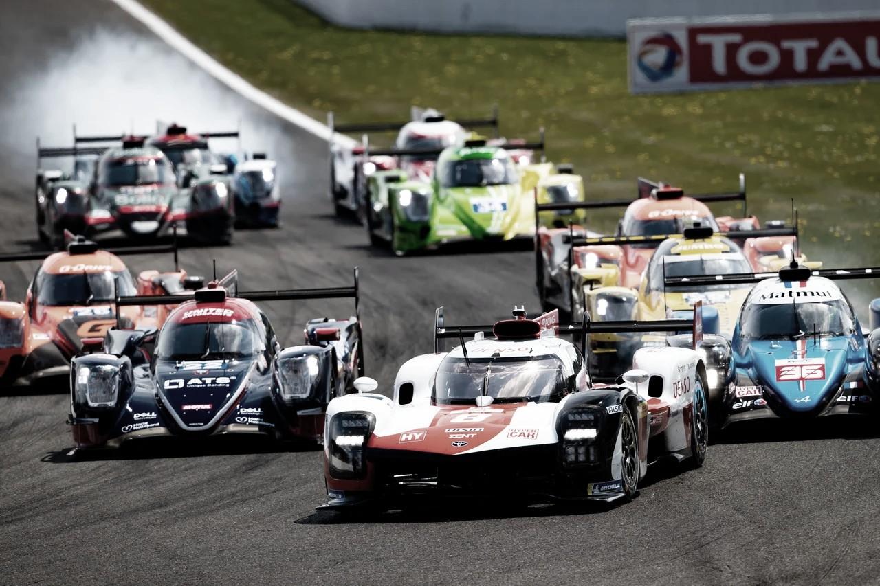 Rugen los motores del WEC en Monza