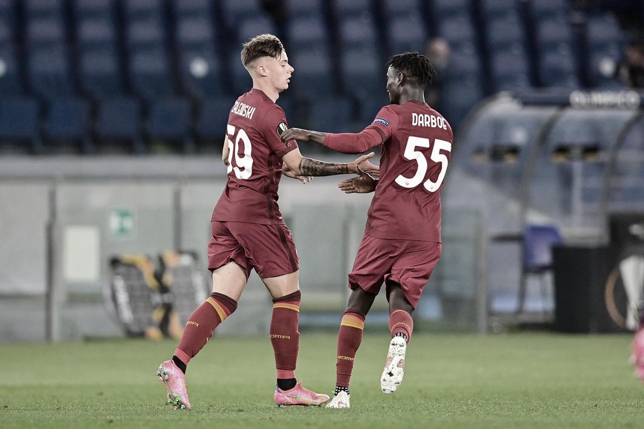 Roma vence Manchester United em jogo movimentado, mas ingleses avançam à final da Uefa Europa League