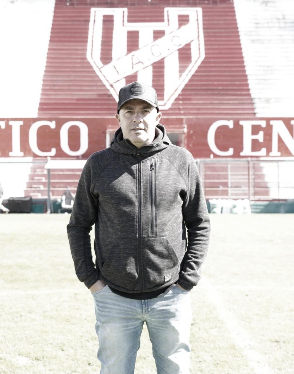 Marcelo Vázquez es DT de Instituto