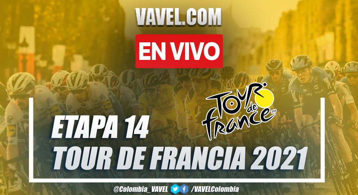 Resumen etapa 14 Tour de Francia 2021: Carcassonne - Quillan
