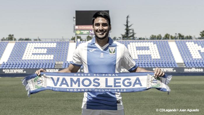 El Leganés busca patrocinador para el encuentro frente al FC Barcelona