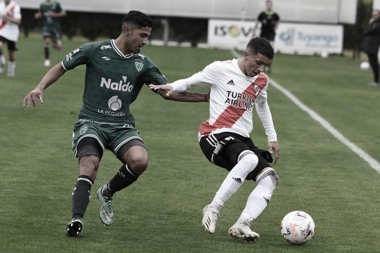 Histórico: Sarmiento finalista en el Torneo de Reserva