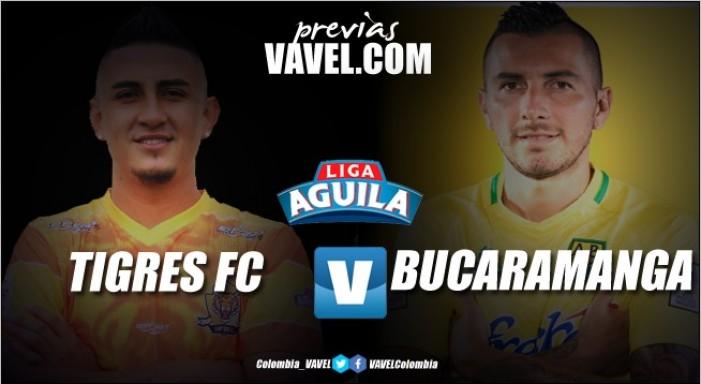 Tigres vs. Atlético Bucaramanga: tres puntos para conseguir oxígenoen el descenso
