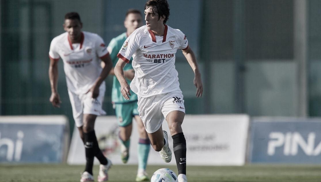 Bryan Gil en el Sevilla FC | Foto: Sevilla FC