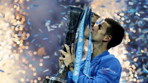 Djokovic remporte le Masters pour la 4e fois de suite