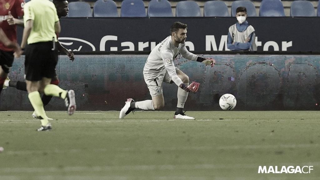 La parada de Juan Soriano, la mejor de la jornada en La Liga Smartbank