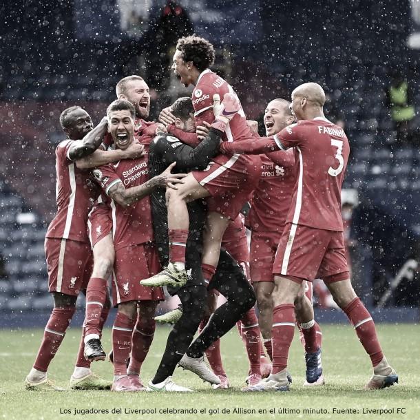 Crónica general de la jornada 36 en la Premier League 2020/21