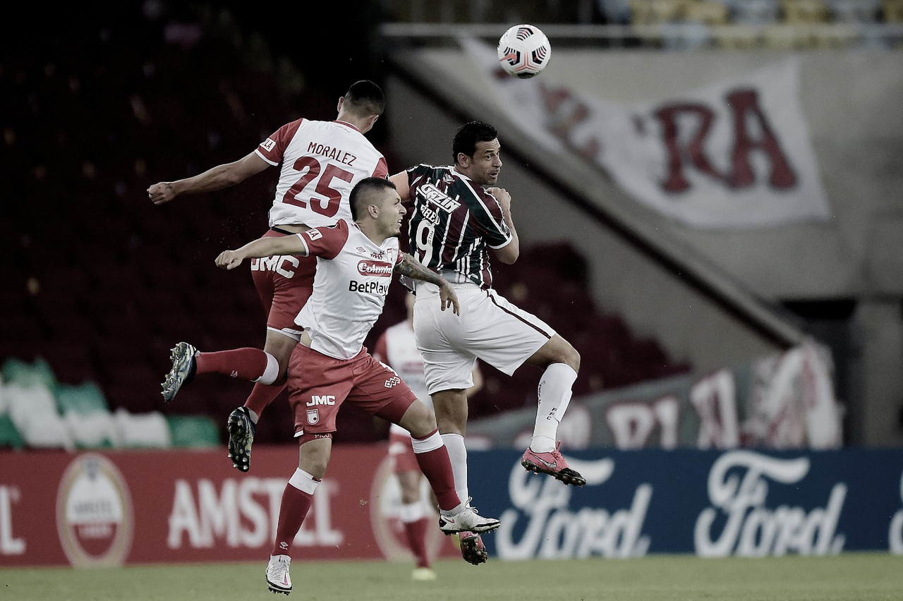 Puntuaciones tras la derrota de Santa Fe contra Fluminense