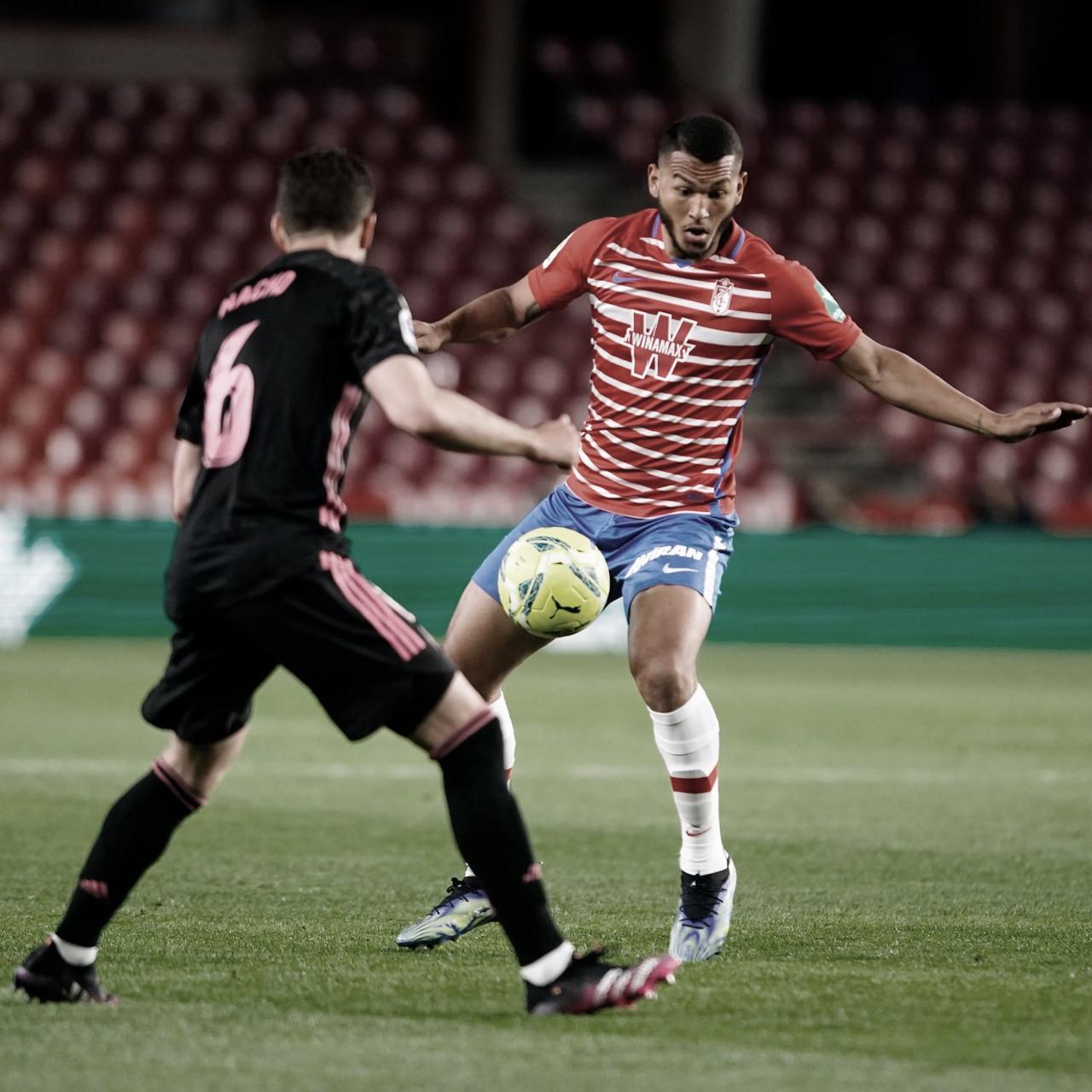 Granada CF-Real Madrid CF: puntuaciones del Granada, jornada 36 de la Liga