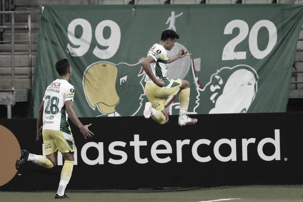 Com chuva de gols, Palmeiras perde em casa para Defensa y Justicia pela Libertadores