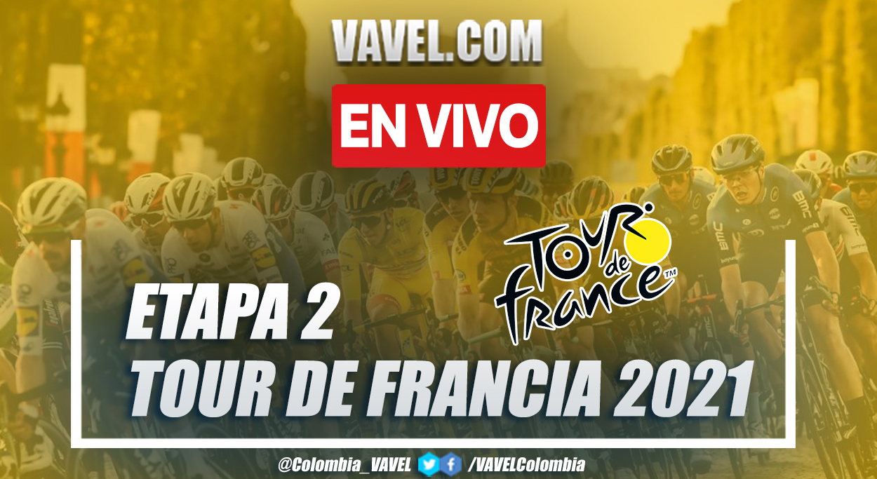 Resumen etapa 2 Tour de Francia 2021: Perros Guirec - Mûr De Bretagne Guerlédan