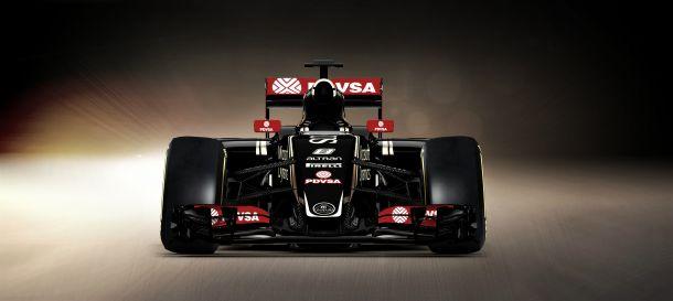 Lotus presenta su nueva máquina: el E23