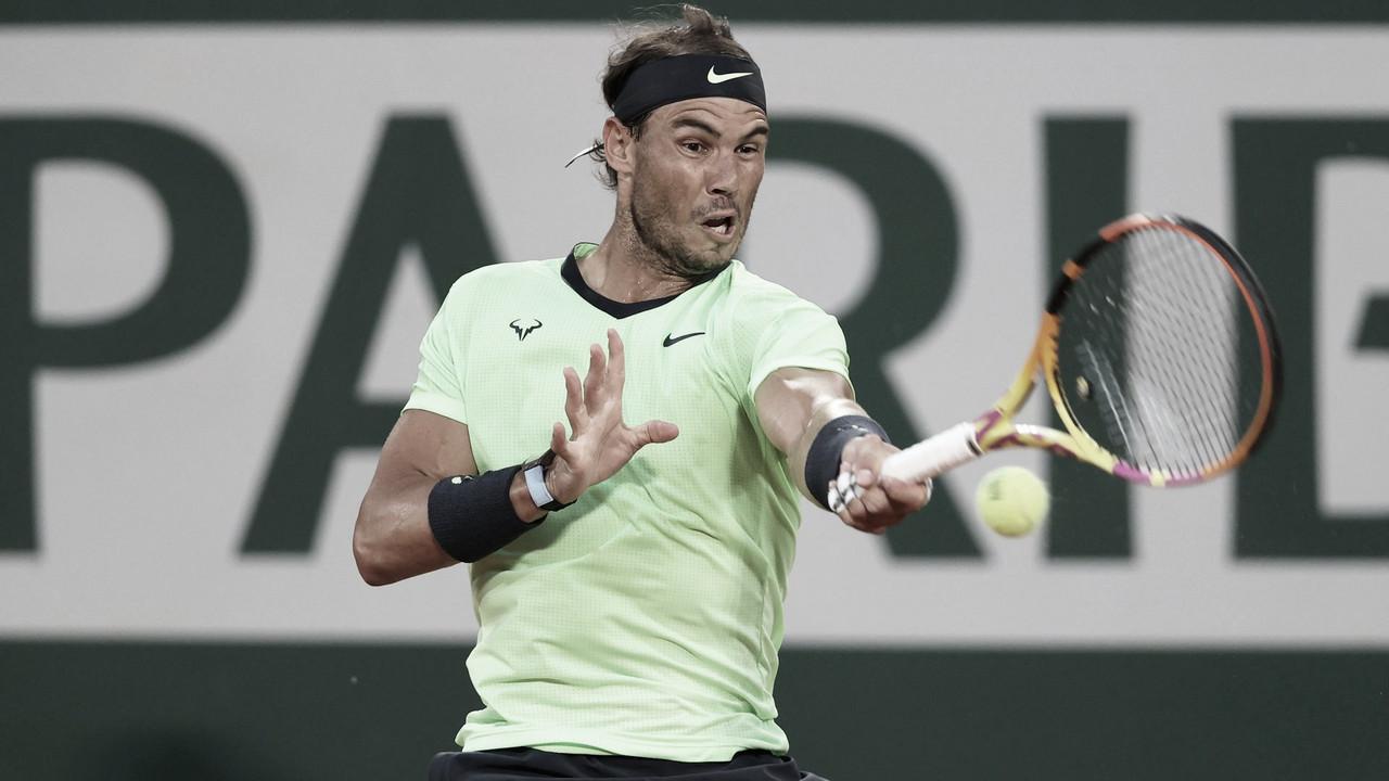 Nadal confirma freguesia e derrota Gasquet na segunda rodada de Roland Garros