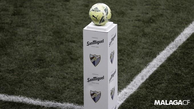 El Málaga CF ya conoce los nuevos rivales para la temporada 2021-2022