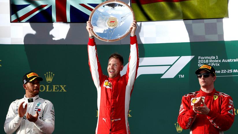 Flashback GP Australia 2018: incio de temporada rojo