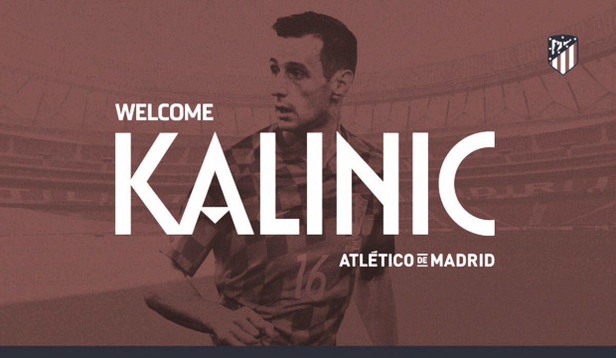 Nikola Kalinic, ex-Milan, é o novo reforço do Atlético de Madrid