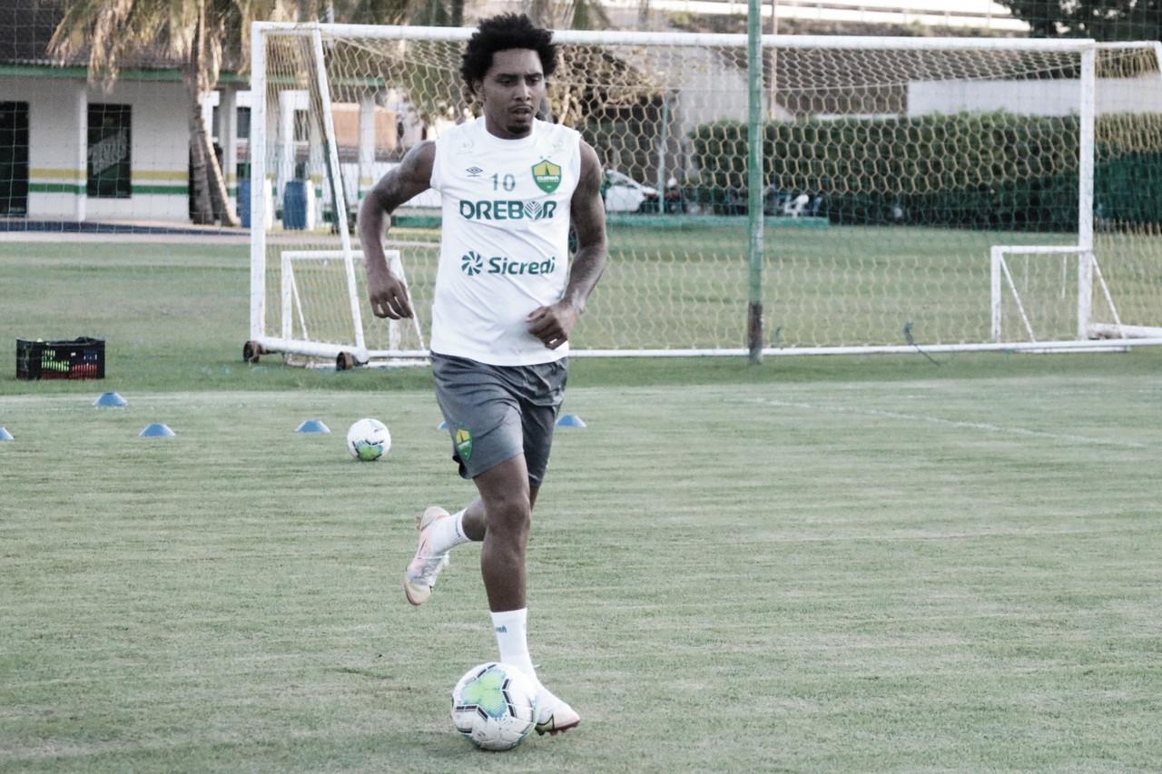 Estreante na Série A, Cuiabá recebe Juventude na abertura do Brasileirão Série A