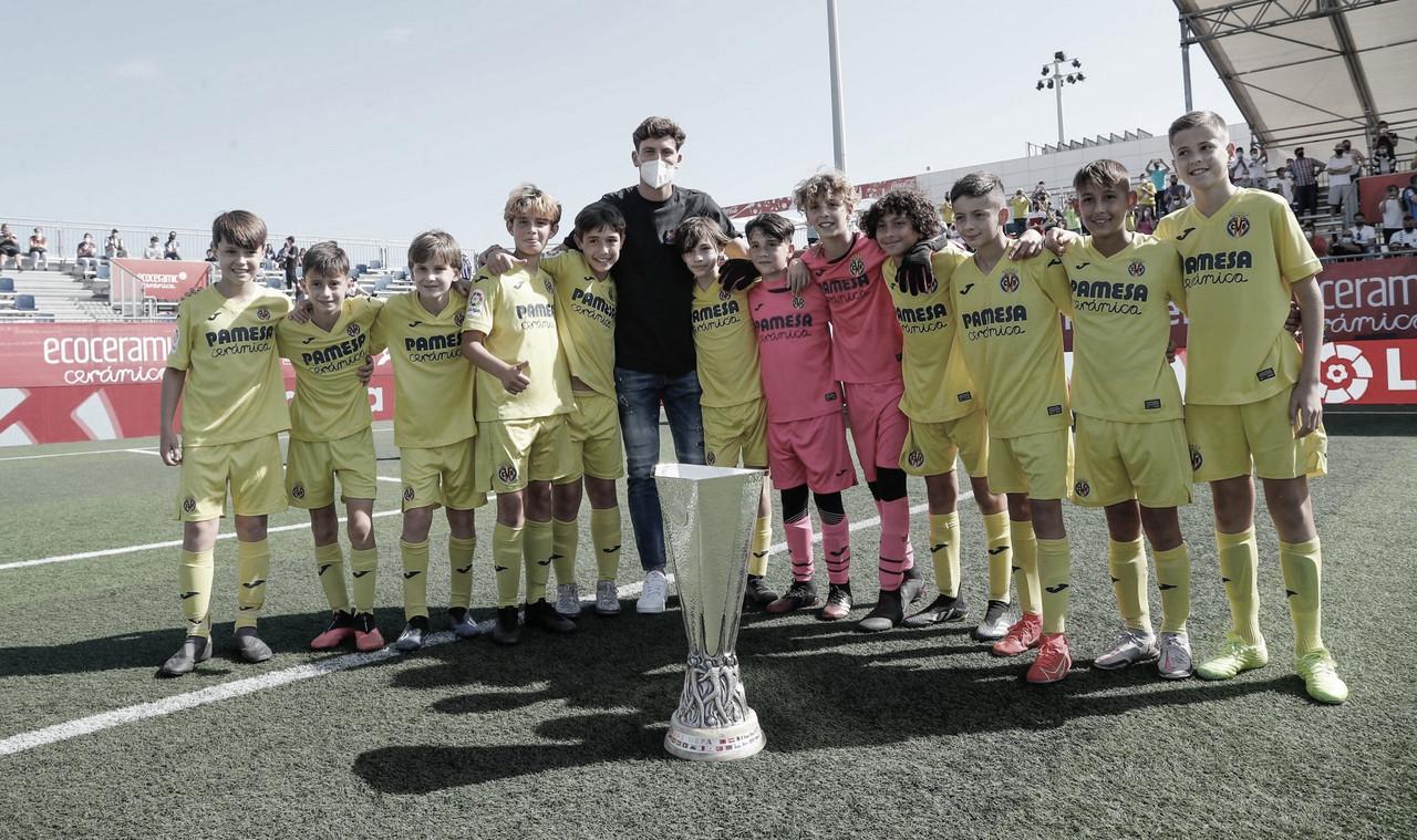 El Villarreal da un paso más en LaLiga Promises