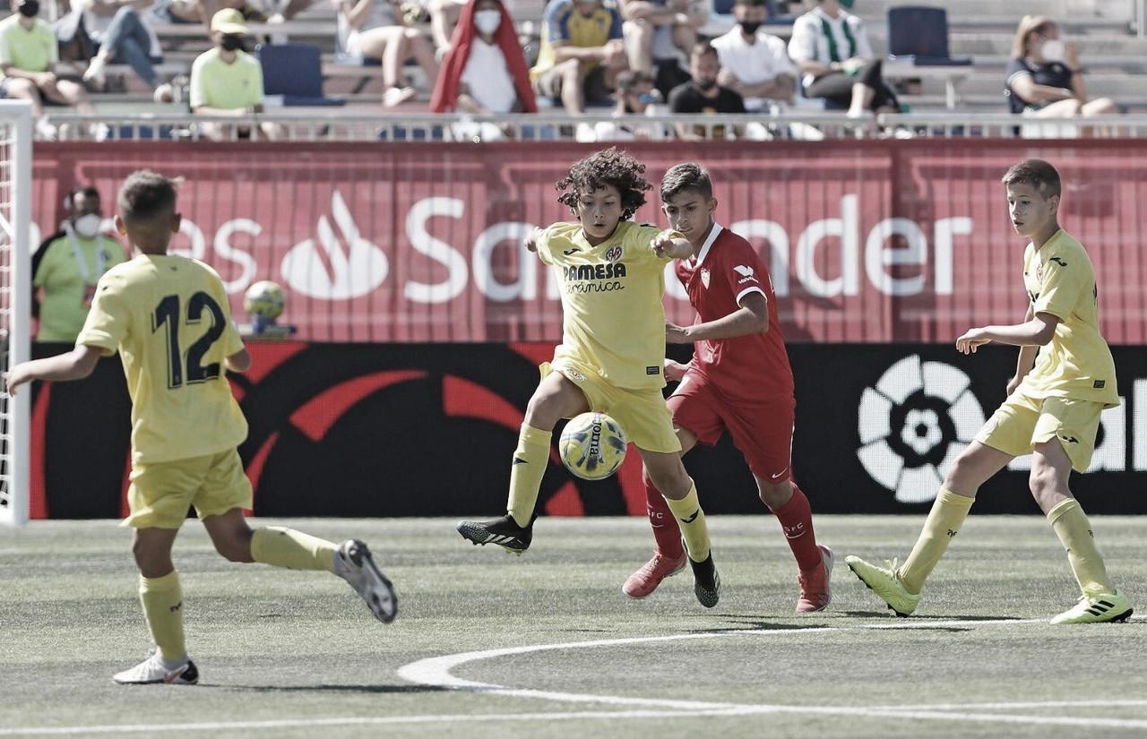 El Villarreal se despide de LaLiga Promises