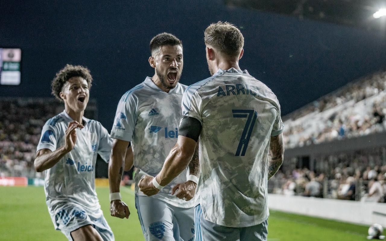 DC United suma una crisis de resultados a Inter Miami