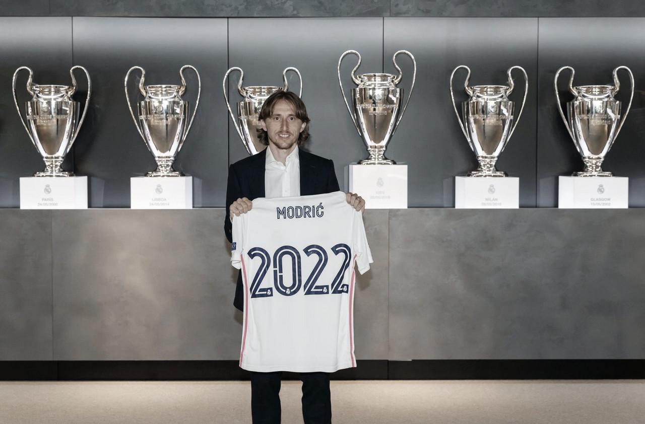 La sala de máquinas del Real Madrid