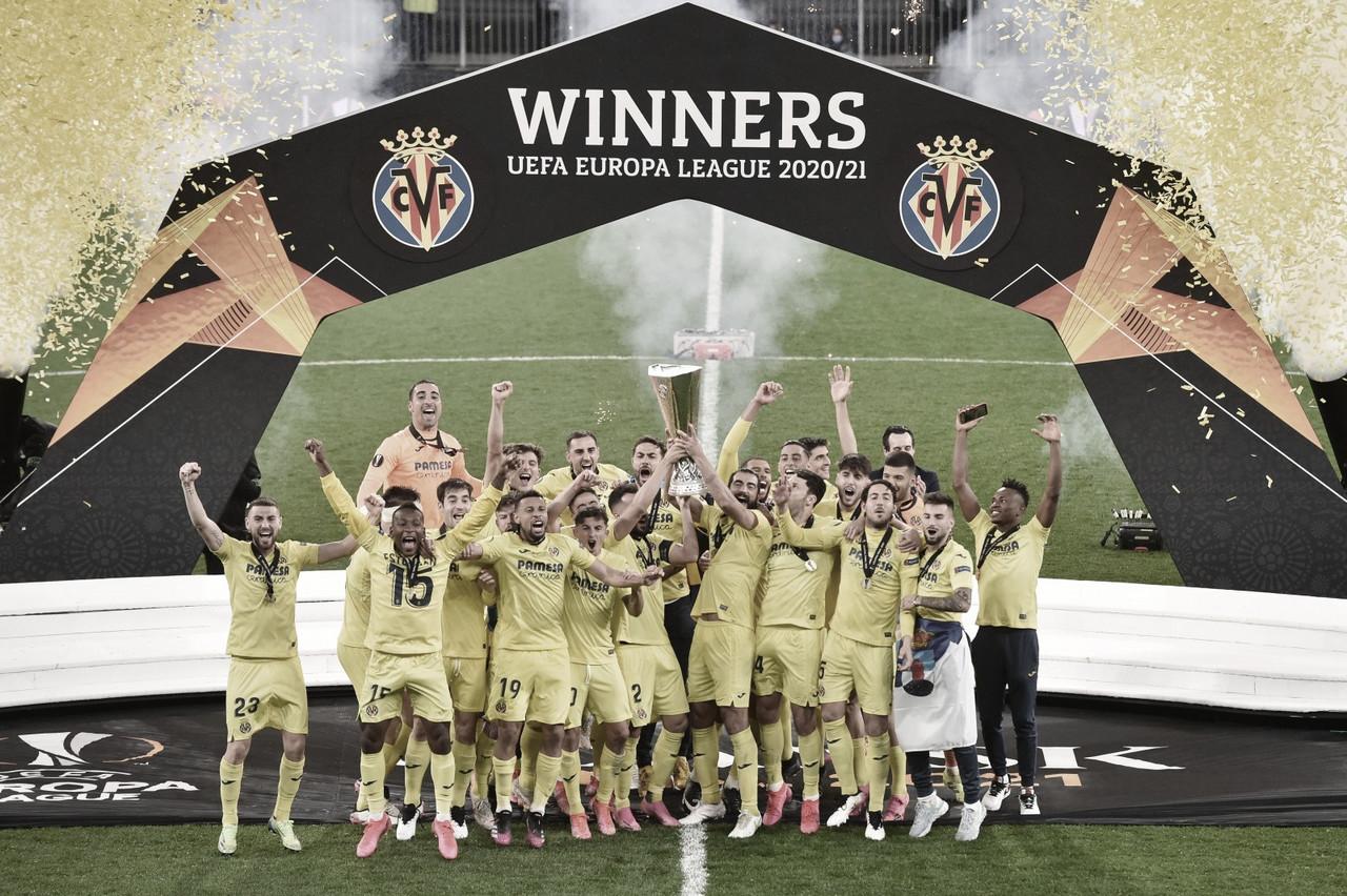 Villarreal conquista Europa League sobre Manchester United nos pênaltis e leva primeiro troféu da história