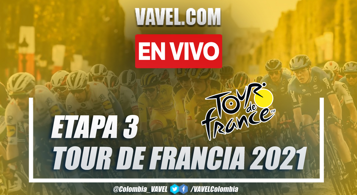 Resumen etapa 3 Tour de Francia 2021: Lorient - Pontivy
