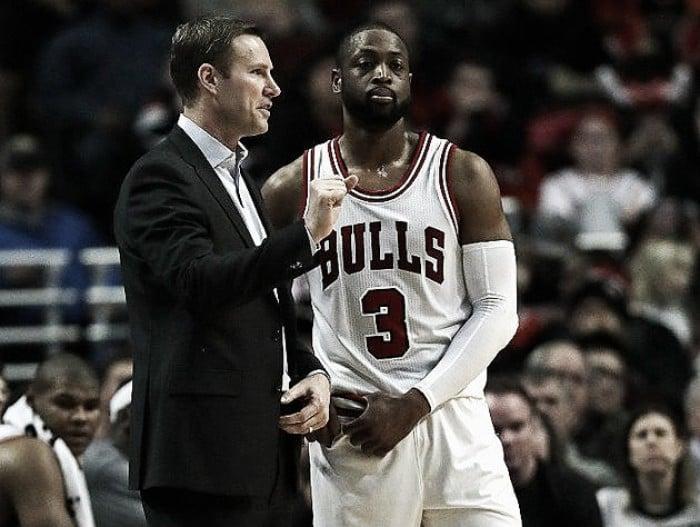 NBA, Hoiberg esclude un buyout per Wade