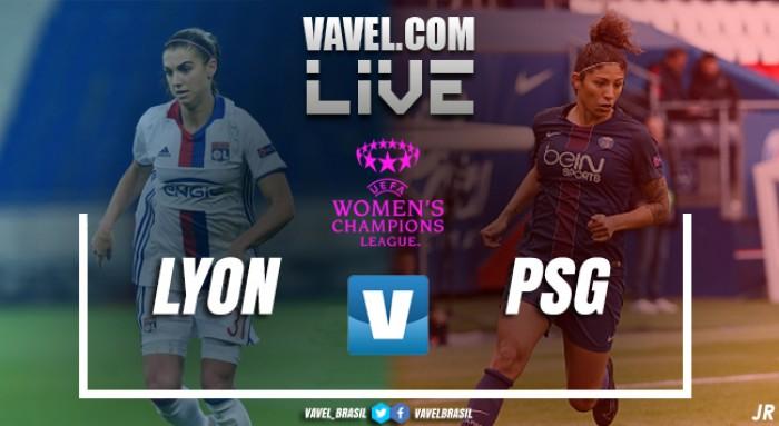 psg ol feminin champions league