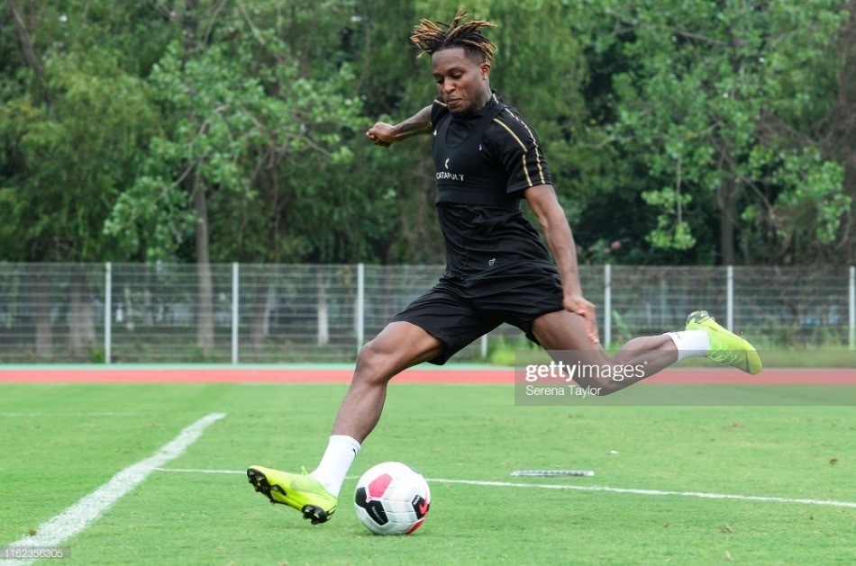 Rolando Aarons hopeful of getting his career back on track under former boss