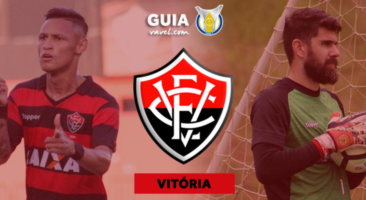 Guia VAVEL do Brasileirão 2018: Vitória