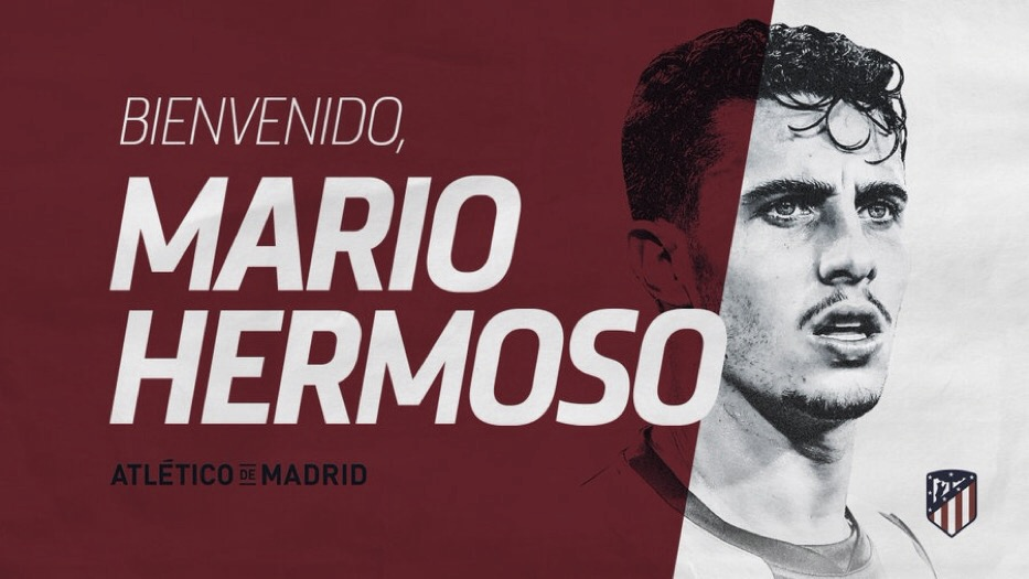 Atlético de Madrid anuncia contratação do zagueiro Mario Hermoso, ex-Espanyol