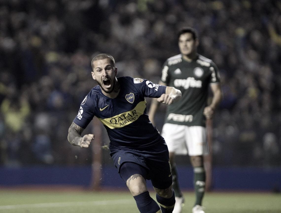 Palmeiras enfrenta Boca Juniors em busca de classificação histórica à final da Libertadores